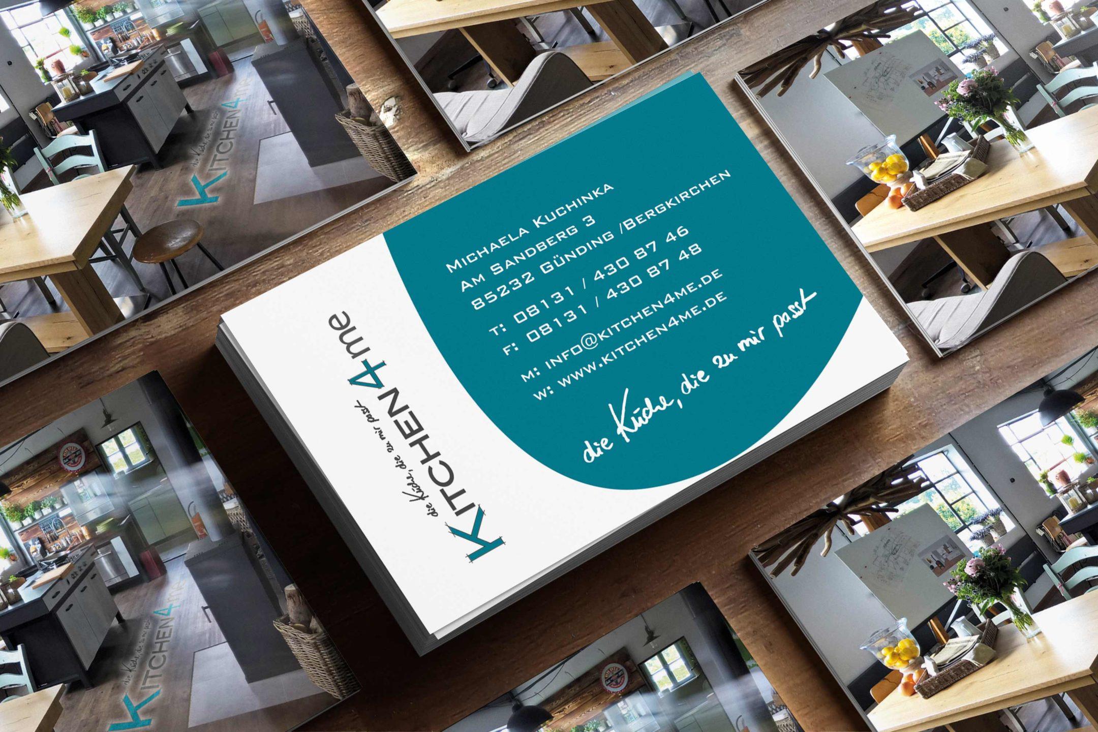 kitchen4me Visitenkarte