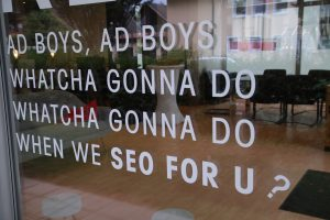 Ad-Boys SEO for you!