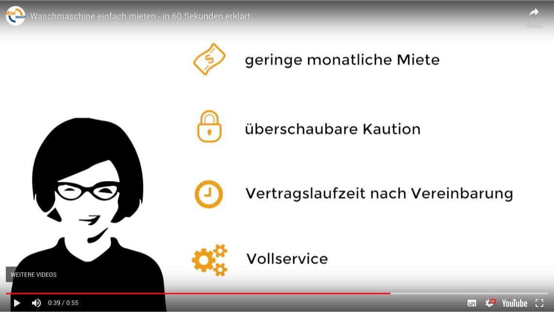 Videoausschnitt Mietwasch/Miele 2