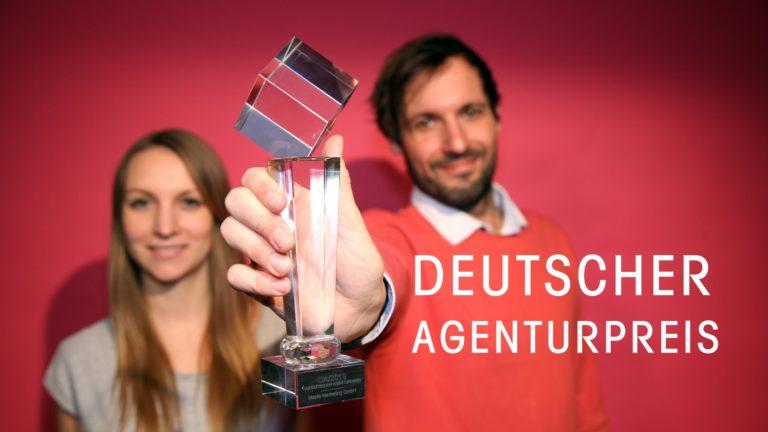 Deutscher Agenturpreis für Maple